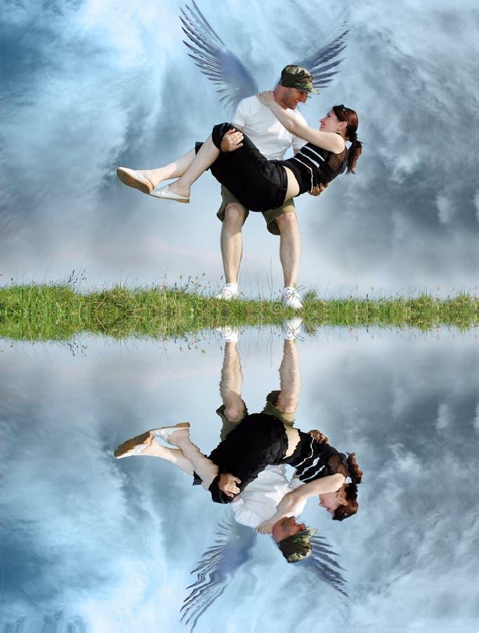 Paare vom Himmel