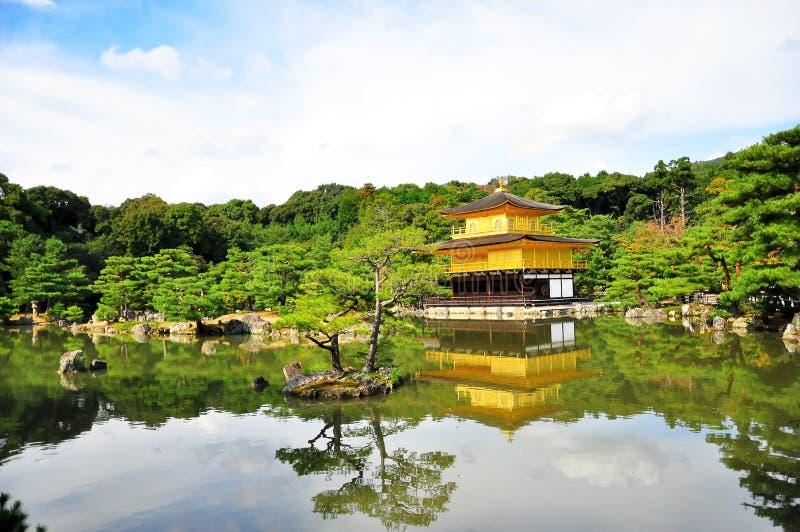 Pabellón de oro, Japón imágenes de archivo libres de regalías
