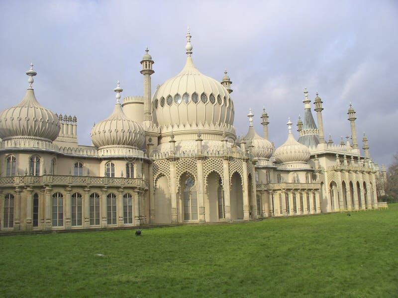 Pabellón real de Brighton imagenes de archivo