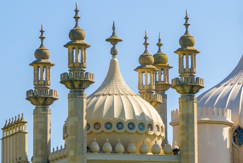 Pabellón real de Brighton fotografía de archivo