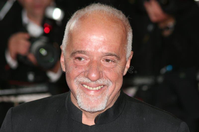 Pablo Coelho imagenes de archivo