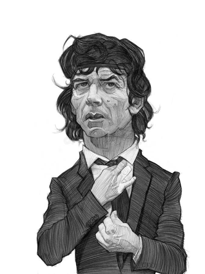 Pablo garcia illustration portrait editorial photo image for Pablo garcia