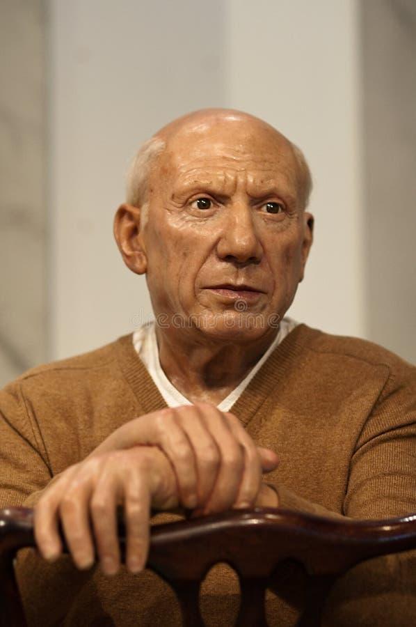 Pablo Picasso immagini stock libere da diritti