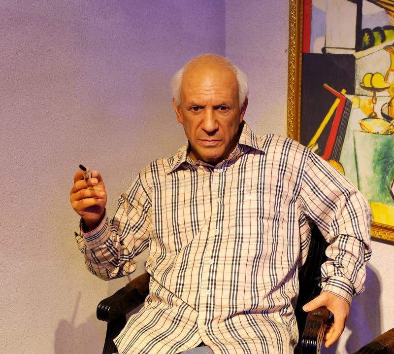 Pablo Picasso imagens de stock