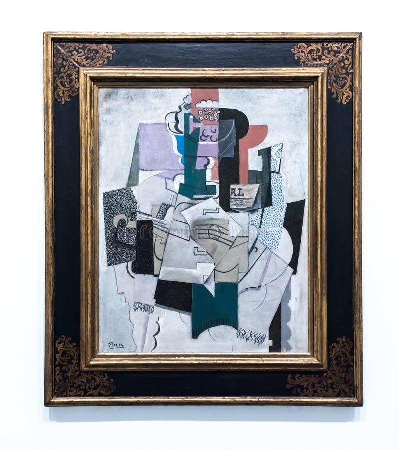 Pablo Picasso, 1881 - 1973 fotos de archivo libres de regalías