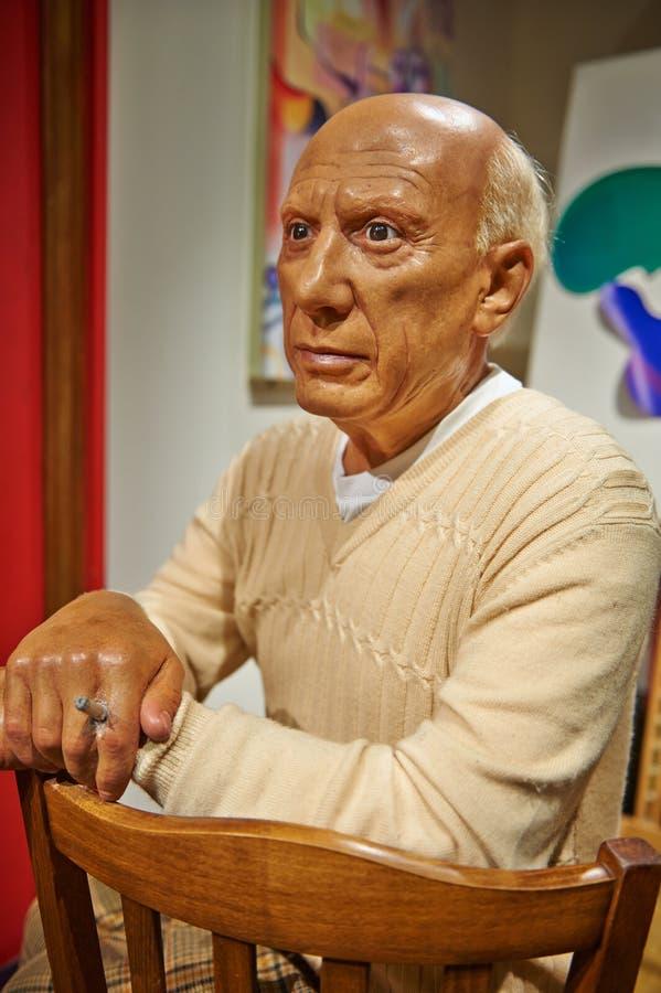 Pablo Picasso Spain stock fotografie