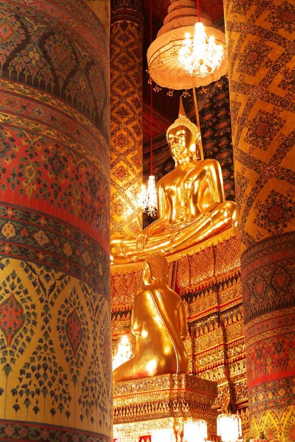 Pacífico en templo imágenes de archivo libres de regalías