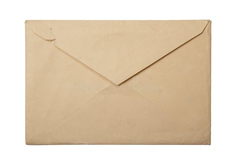 Pacchetto d'annata per corrispondenza immagine stock libera da diritti