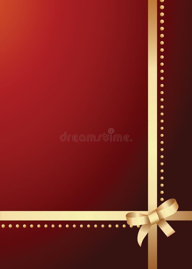 Pacchetto del regalo illustrazione vettoriale