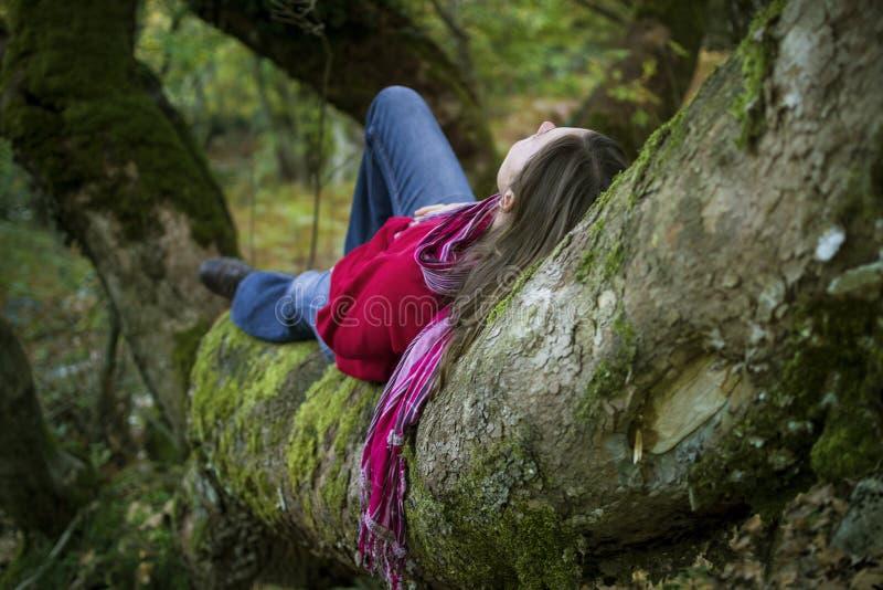 Pace naturale fotografia stock libera da diritti