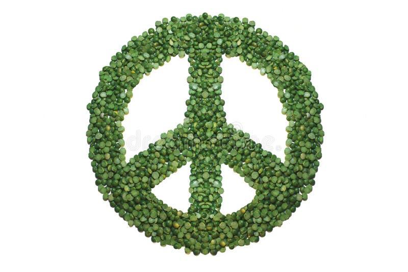 Pace verde immagini stock