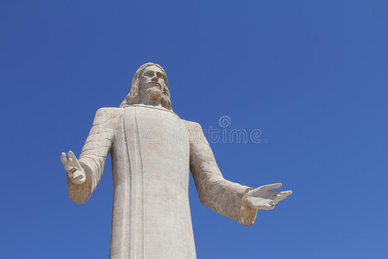 Pachuca Christ I Royalty Free Stock Photos