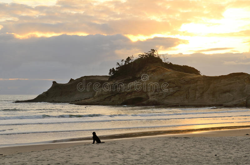 Pacific City Stock Photos