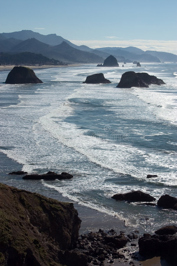 Download Pacific Coast stock image. Image of coast, water, current - 100647