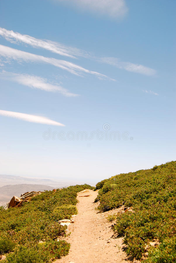 Pacific Crest Trail stock images