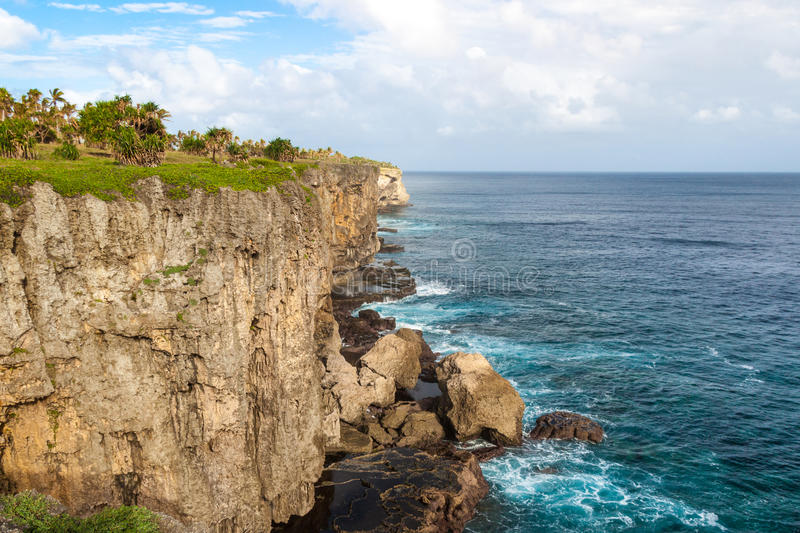 Download Pacific landscape stock image. Image of nature, ocean - 40073243