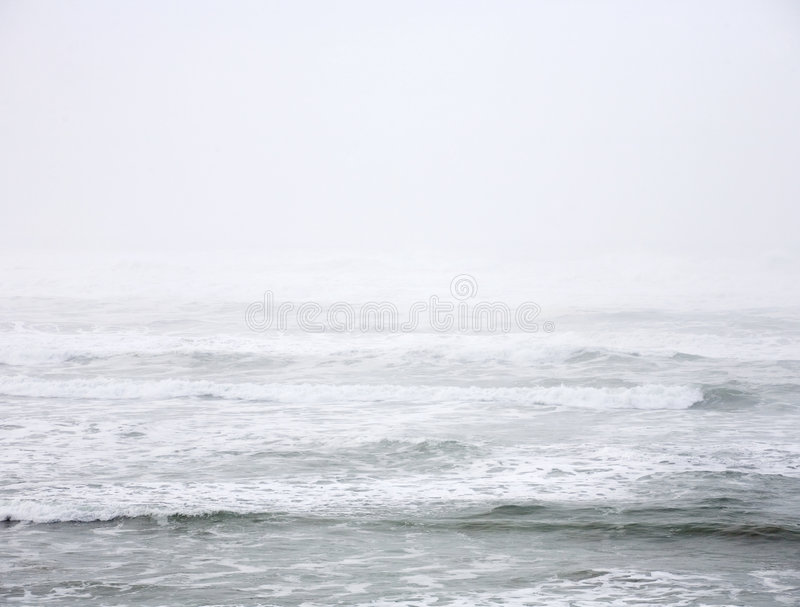 Pacific Ocean Abstract royalty free stock image