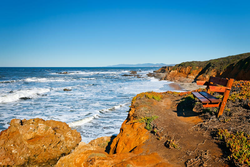 Download Pacific Ocean coast stock photo. Image of environment - 17944896