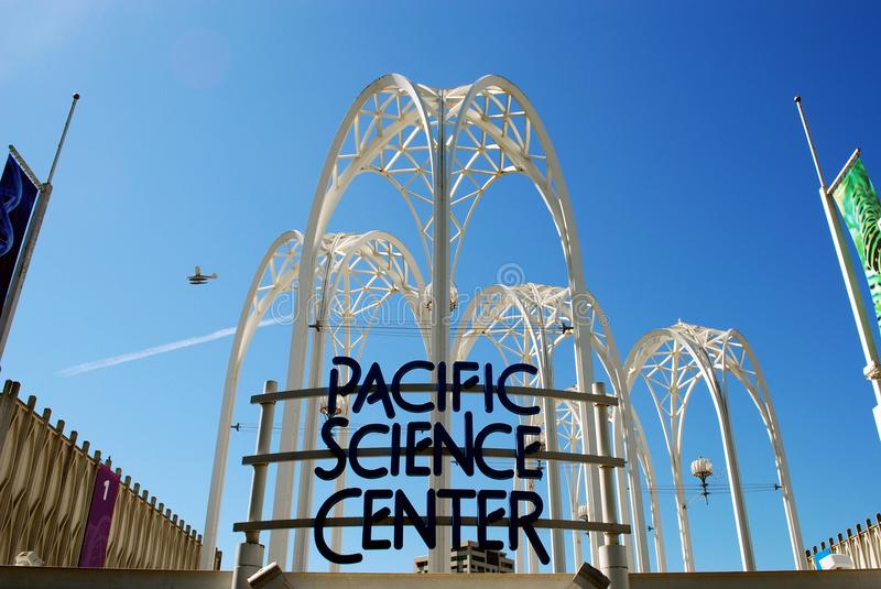 Pacific Science Center. The Pacific Science Center in Seattle, Washington