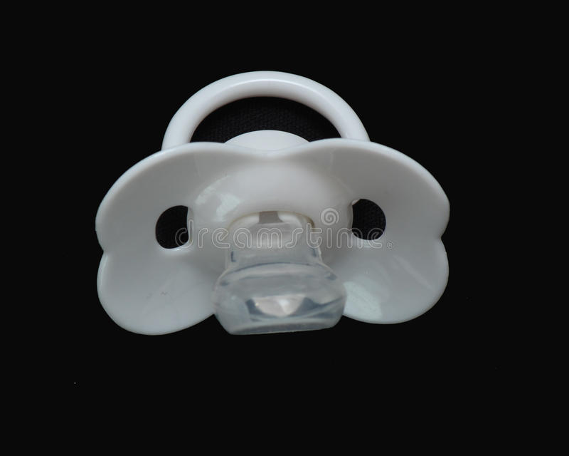 Pacifier младенца стоковое изображение rf