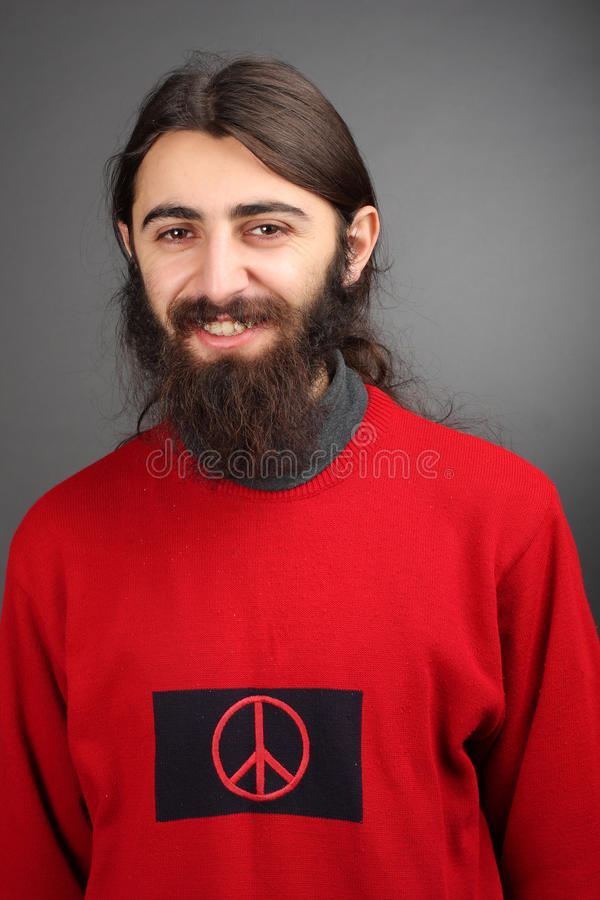 Pacifist - Peace And Love Stock Photos