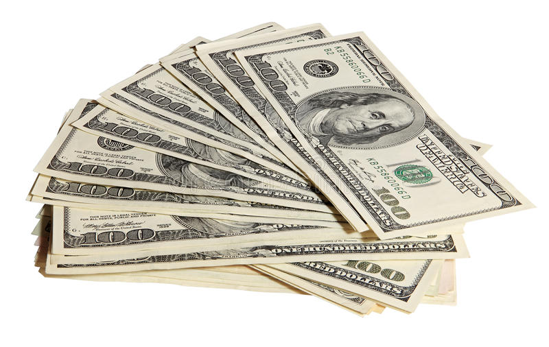 Download Pack of American money stock photo. Image of exchange - 29935390