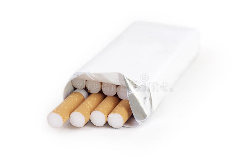 Download Pack of cigarette stock image. Image of cigarete, nicotine - 12386681