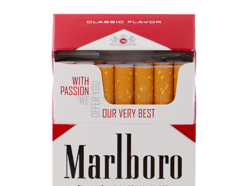 Marlboro Cigarettes Stock Images - Download 173 Royalty Free