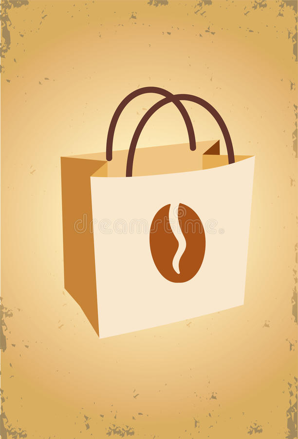 Package-coffee Stock Images