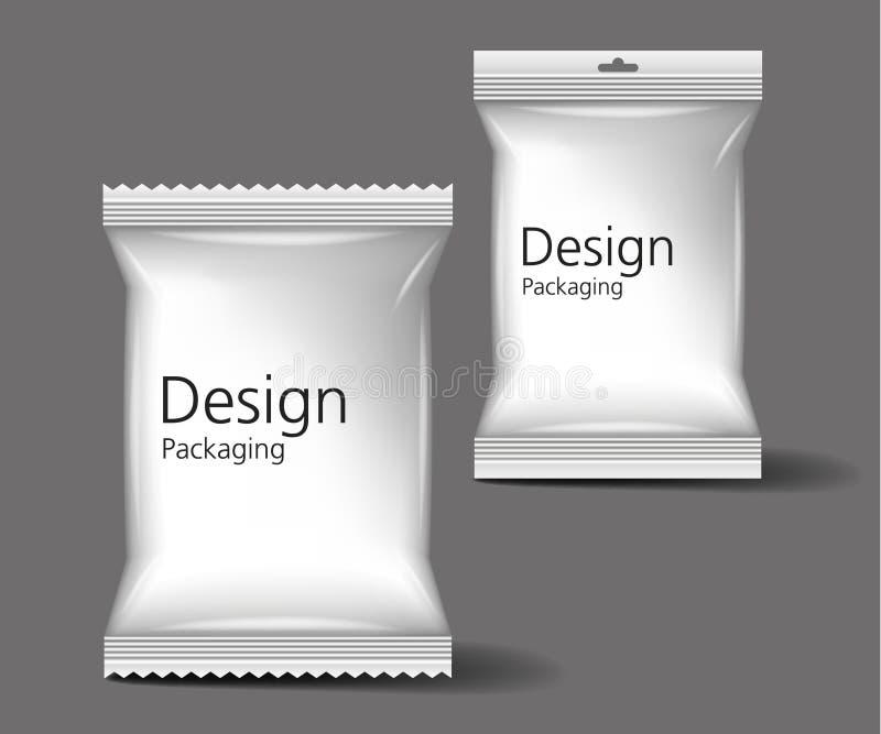 Packaging18 stock de ilustración