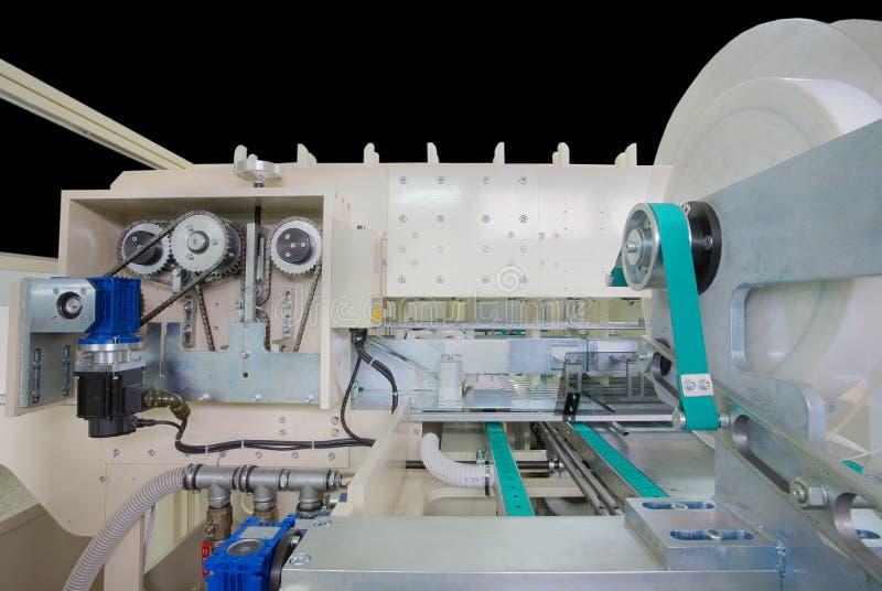 Packaging machine parts
