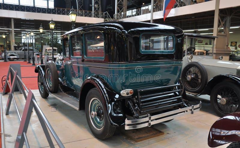 Packard οκτώ λουξ 645, 1929 στοκ εικόνα με δικαίωμα ελεύθερης χρήσης