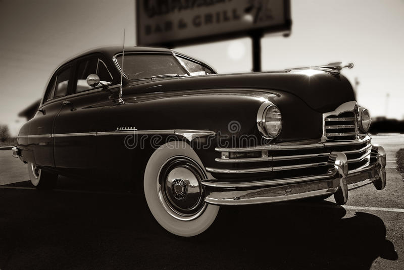 Packard stock images