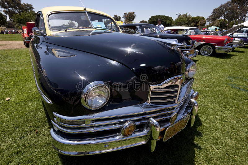 1949 Packard Deluxe 8 royalty free stock photography