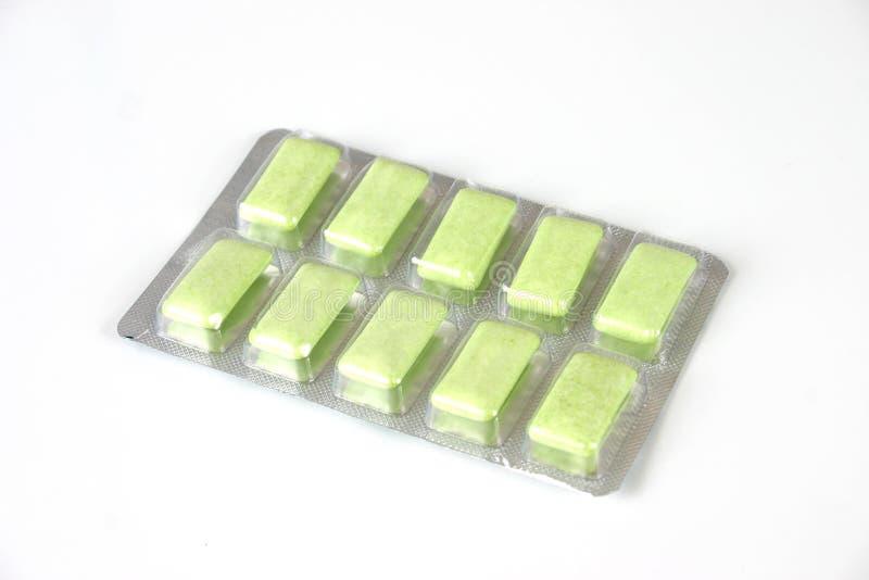 Packen Sie einen Gummi lizenzfreie stockfotografie