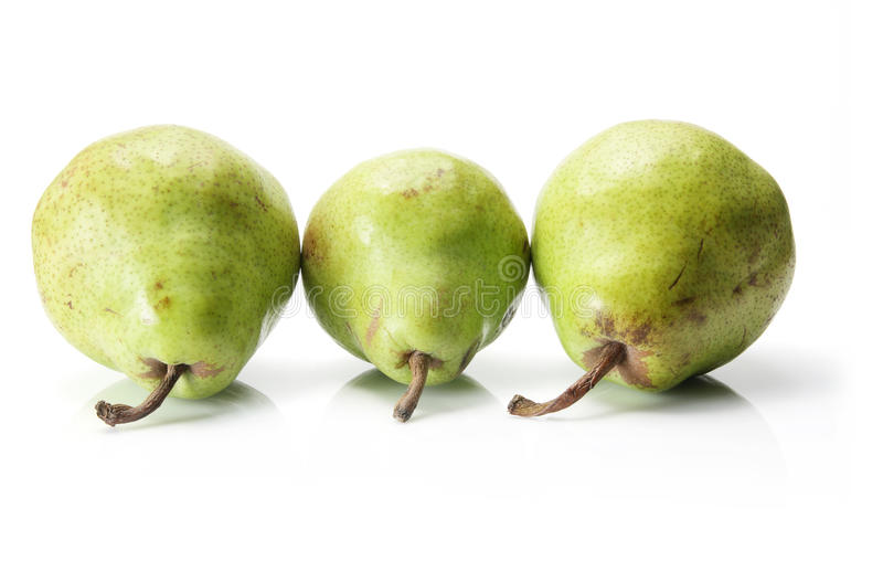 Packhams Pears royalty free stock images