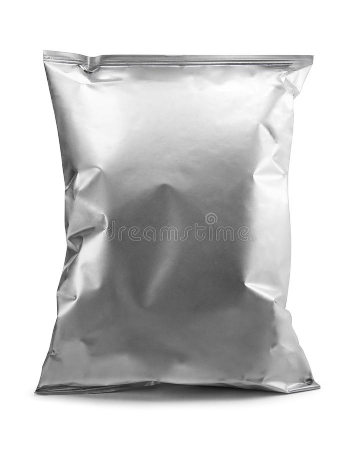 Clean packing aluminium royalty free stock image