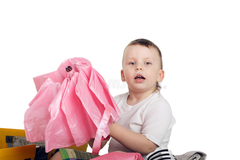 Download Packing The Luggage Stock Photos - Image: 16036333