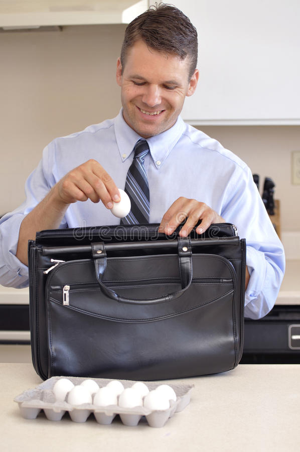 Download Packing lunch stock photo. Image of collar, boiled, health - 27613570