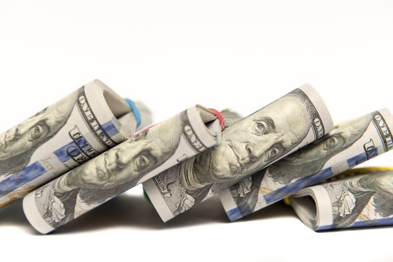 Download Packs Of Hundred Dollar Bills Stock Photo - Image: 83720684