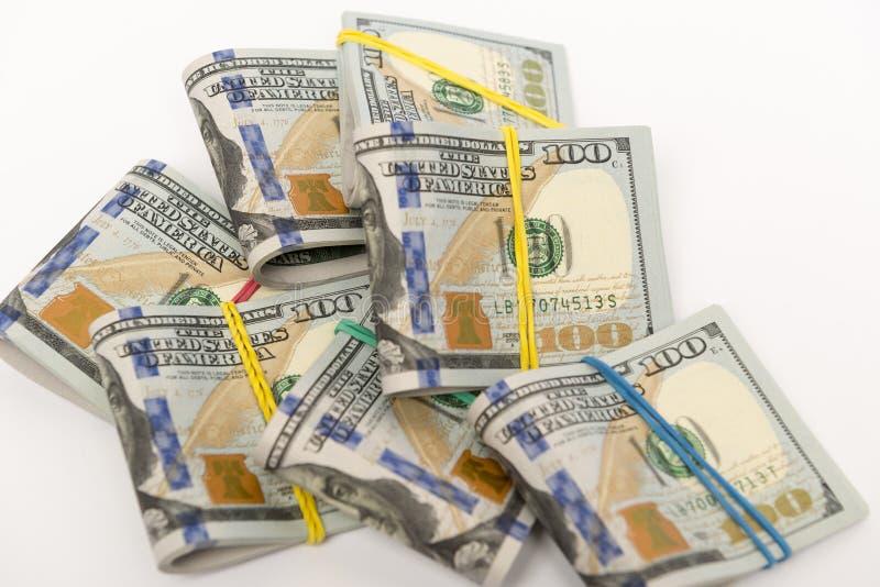 Download Packs Of Hundred Dollar Bills Stock Image - Image: 83721583