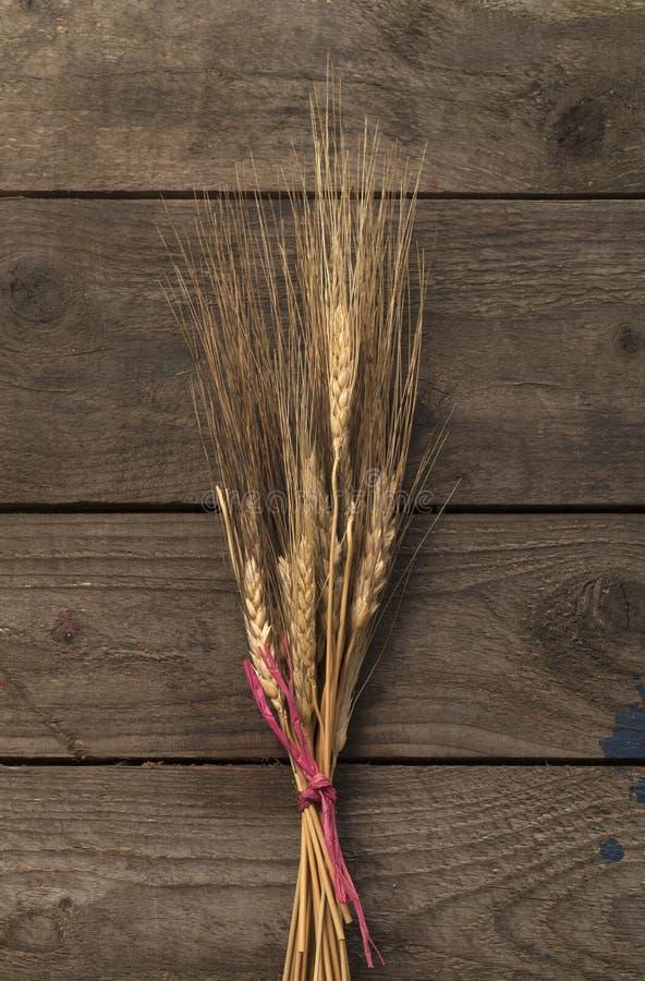 Pacote de trigo fotografia de stock