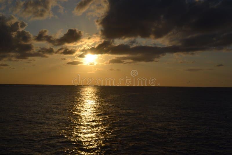 Pacyficzna wyspa zdjęcia royalty free