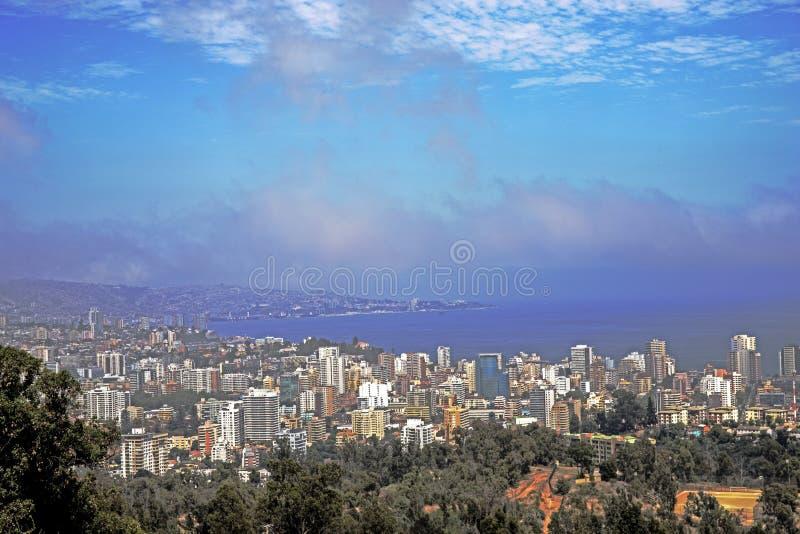 Download Pacyficzny Ocean Santiago De Chile Obraz Stock - Obraz złożonej z piasek, santiago: 106902153