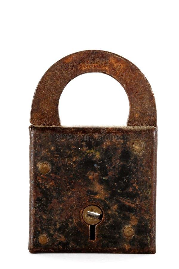 Pad lock stock photos