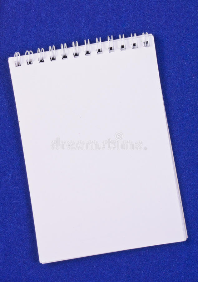 Free Pad Of Paper To Take Notes Royalty Free Stock Photos - 23507878
