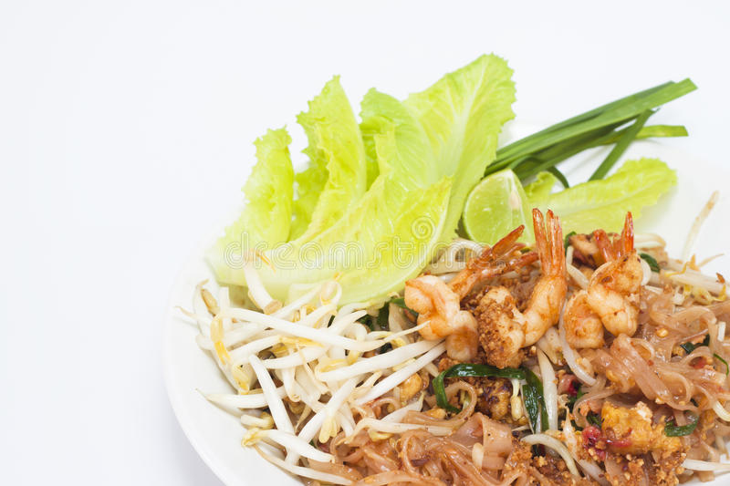 Pad thai. Is local noodle thai food stock images