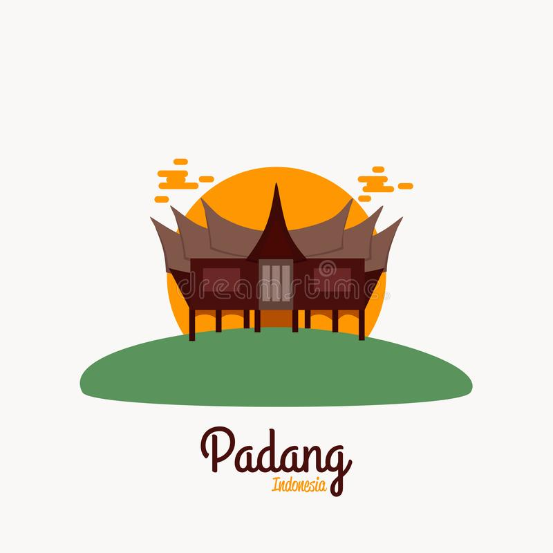 The Best Rumah Padang Vector Png