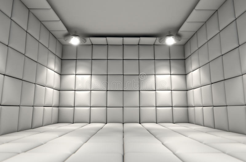 Padded Cell Stock Photo Image 64868558