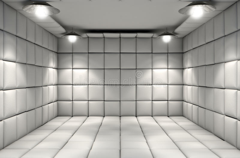 Padded Cell royalty free stock images